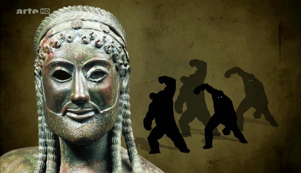Documentaire Les grands mythes – Prométhée, le révolté de l'olympe