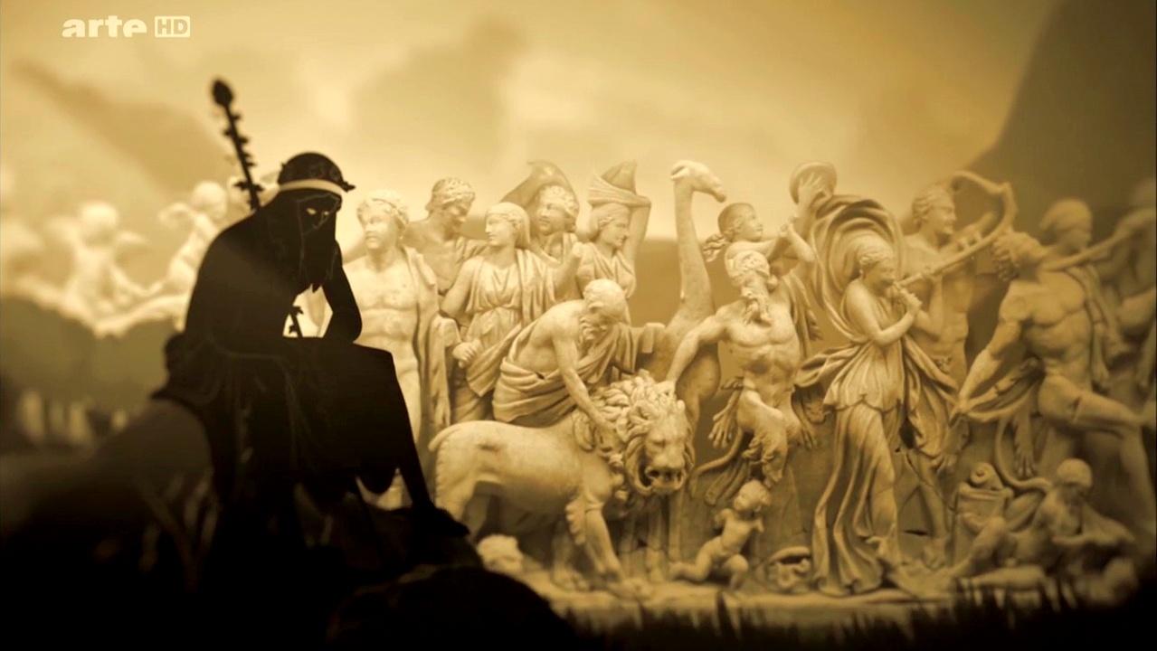 Documentaire Les grands mythes – Dionysos, l'étranger dans la ville