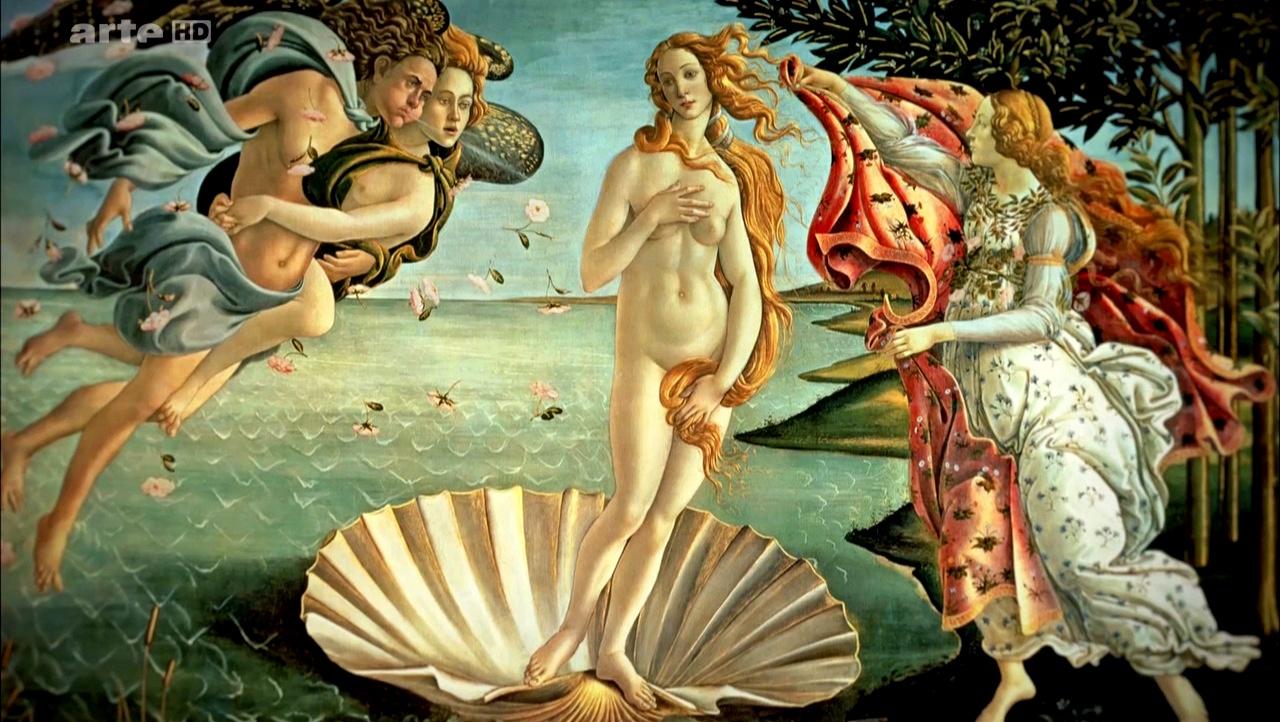 Documentaire Les grands mythes – Aphrodite, sous la loi du désir