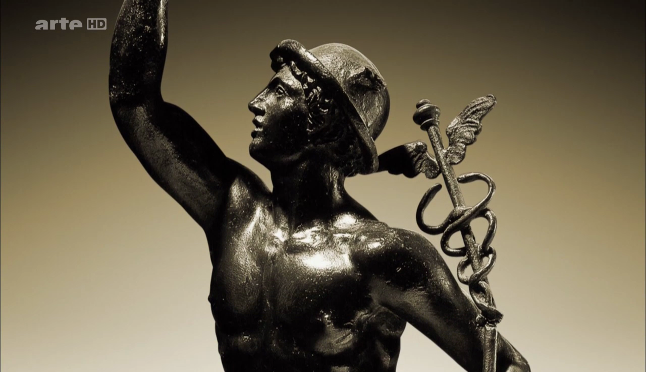 Documentaire Les grands mythes – Hermès, le messager indéchiffrable