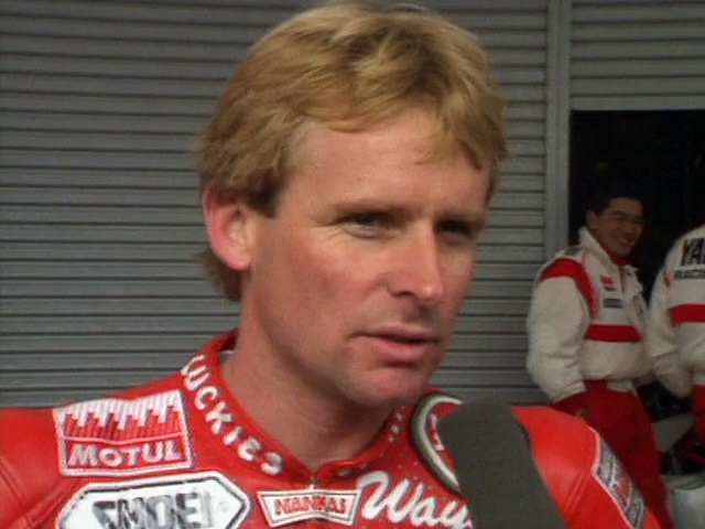 Documentaire Pilotes de légende : Wayne Rainey