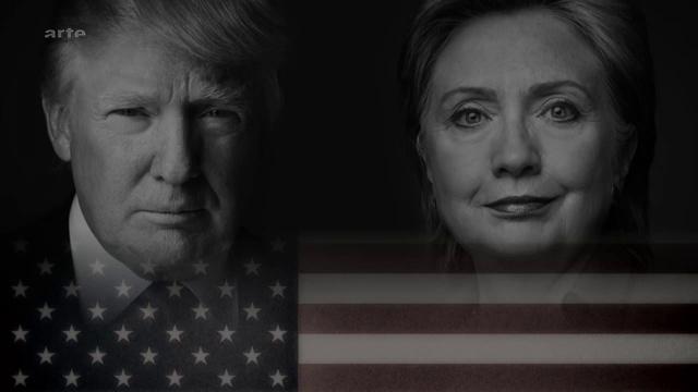 Documentaire Quel président pour l'Amérique – Clinton contre Trump