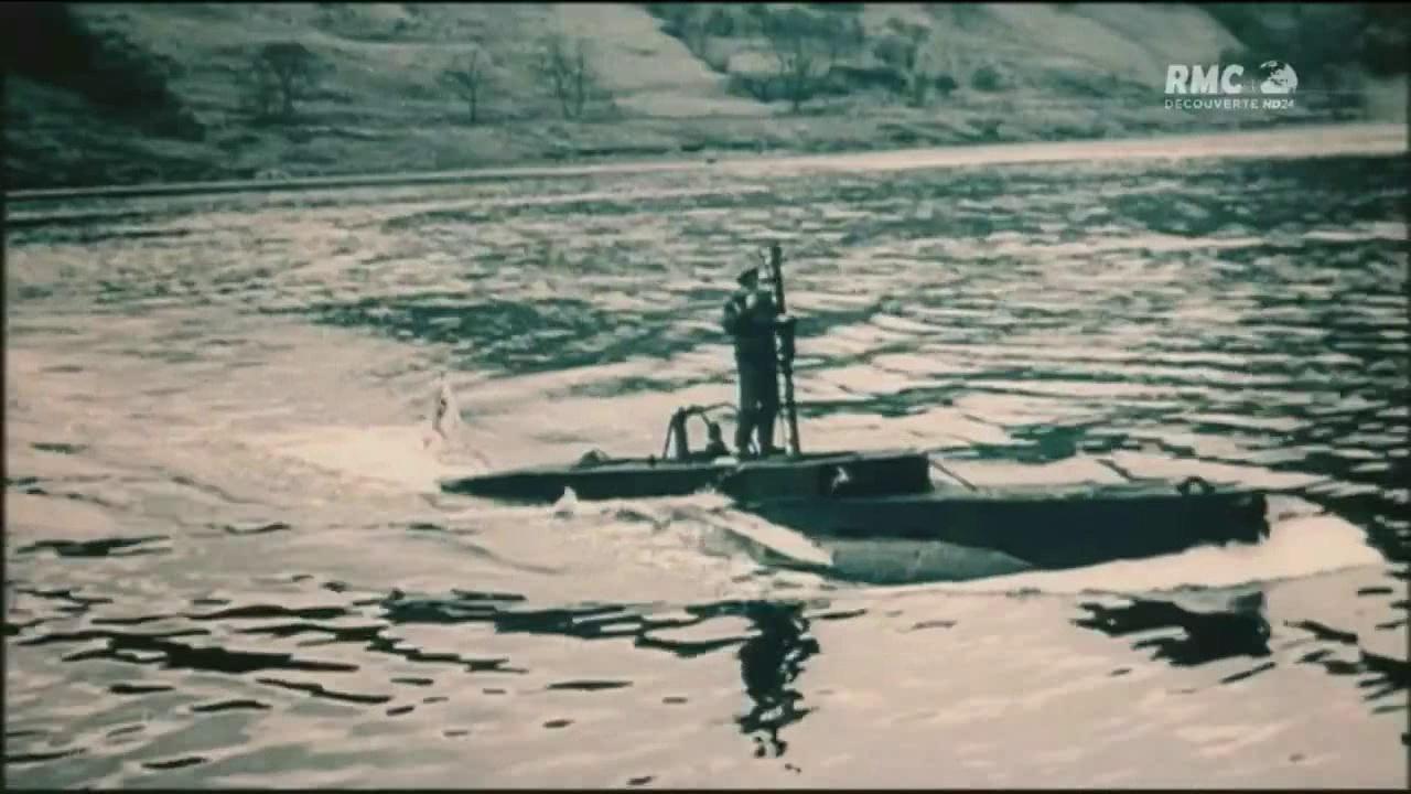 Documentaire Raid sur le Tirpitz