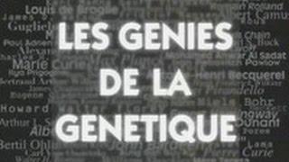 Documentaire Les génies de la génétique