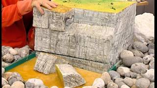 Documentaire C'est pas sorcier – Etretat: les sorciers attaquent la falaise