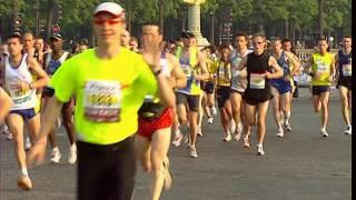 Documentaire C'est pas Sorcier – Marathon de Paris, une course à faire