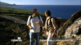 Documentaire C'est pas sorcier – La Réunion, dans les entrailles du volcan