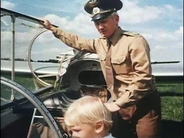 Documentaire Air Soviet, les avions de la guerre froide