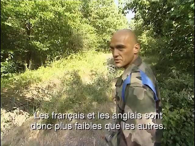 Documentaire Au coeur de la légion