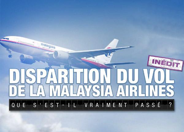 Documentaire Disparition du vol de la Malaysia Airlines – Que s'est-il vraiment passé?