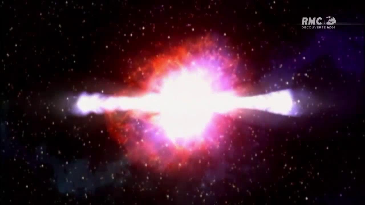 Documentaire Forces de la nature – Explosions cosmiques