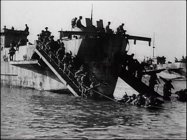 Documentaire L'Odyssée de la Victoire – De la préparation du débarquement à la capitulation