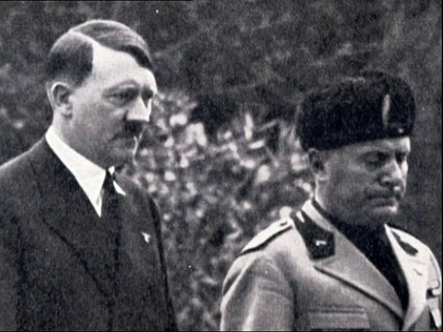 Documentaire La grande histoire de la Seconde Guerre Mondiale – 1 – Hitler attaque