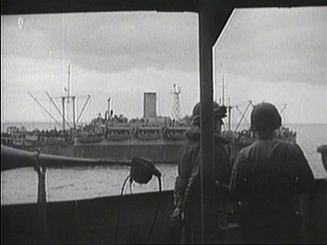 Documentaire La grande histoire de la Seconde Guerre Mondiale – 16 – À la reconquête de l'Europe