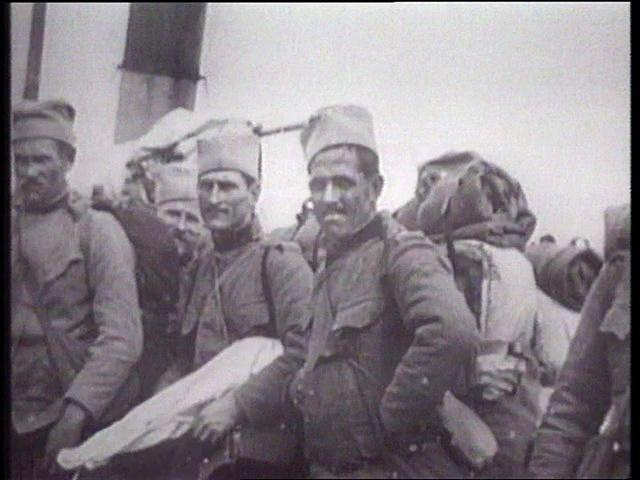 Documentaire La guerre à l'est