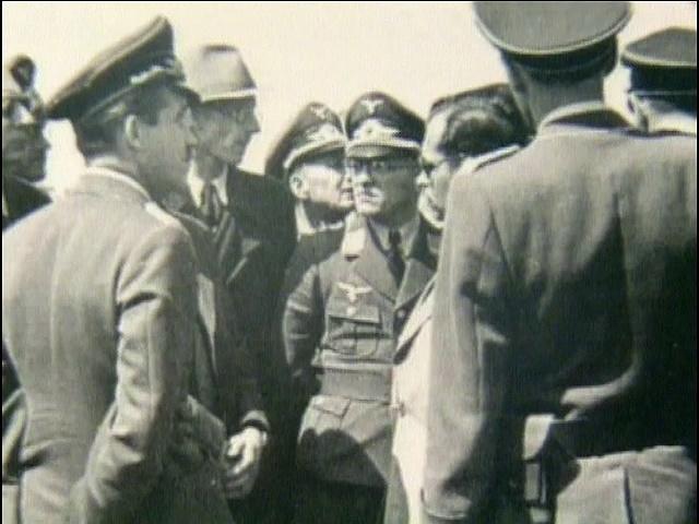 Documentaire Les dernières armes d'Hitler