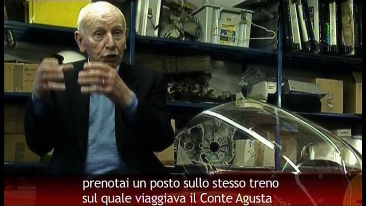 Documentaire MV Agusta – La marque la plus glorieuse de l'Histoire