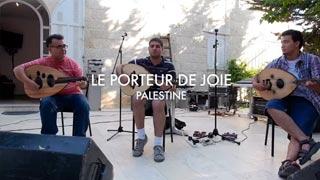 Documentaire Le porteur de joie – Palestine