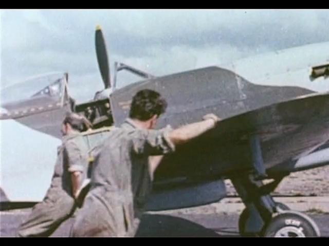 Documentaire Spitfire, le héros de la R.A.F.