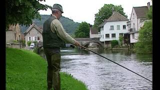 Documentaire Destination pêche – La Loue ou le mythe de la mouche