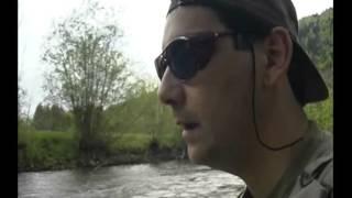 Documentaire Pêche : stage à la mouche et truites franc-comtoises