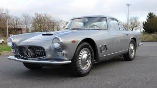 Documentaire La Maserati 3500 GT – Une voiture de légende