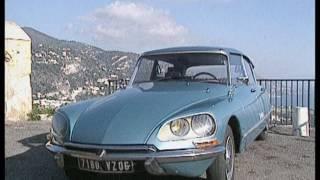 Documentaire La Citroën DS – Une voiture de Légende