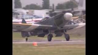 Documentaire Légendes du ciel : Spitfire