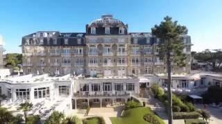 Documentaire Normandy, la renaissance d'un hôtel mythique