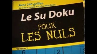 Documentaire La folie Sudoku