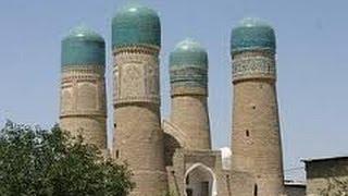 Documentaire Les merveilles architecturales des cités de la route de la soie d'Ouzbékistan