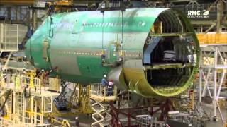 Documentaire Boeing 747-8