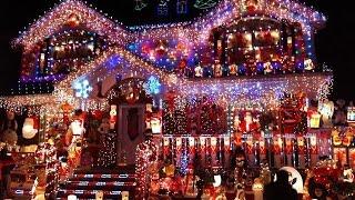 Documentaire Le concours de la plus belle maison de Noël