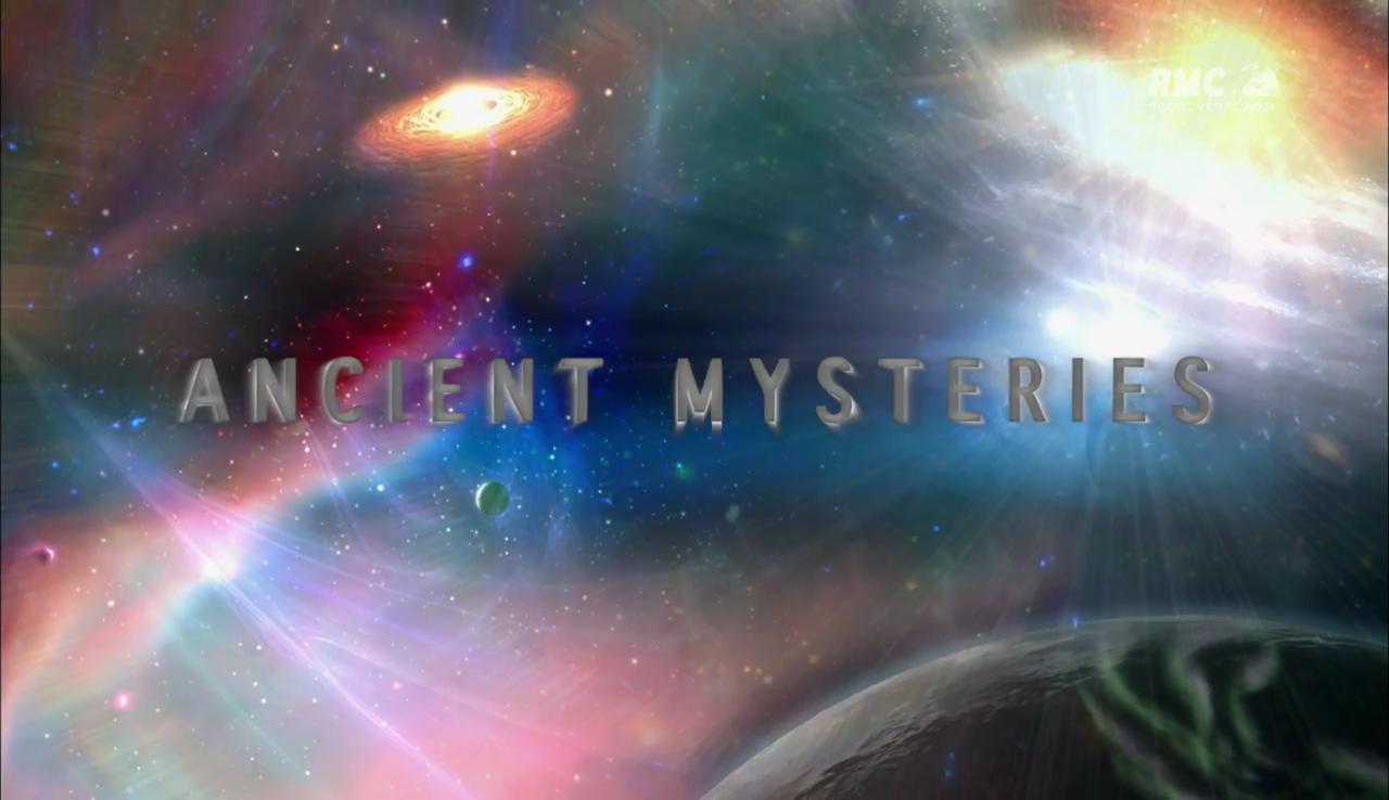 Documentaire Ancient Mysteries – Les prophéties de l'apocalypse