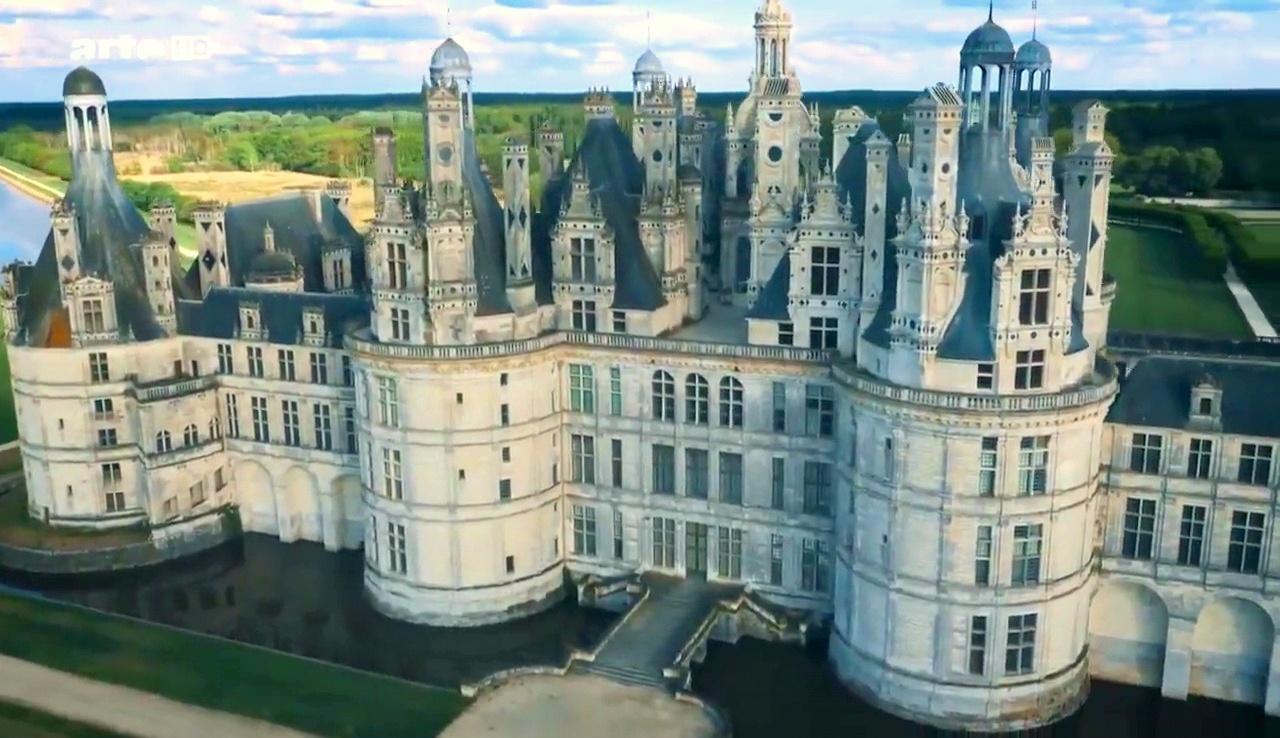 Documentaire Chambord : le château, le roi et l'architecte (1/2)
