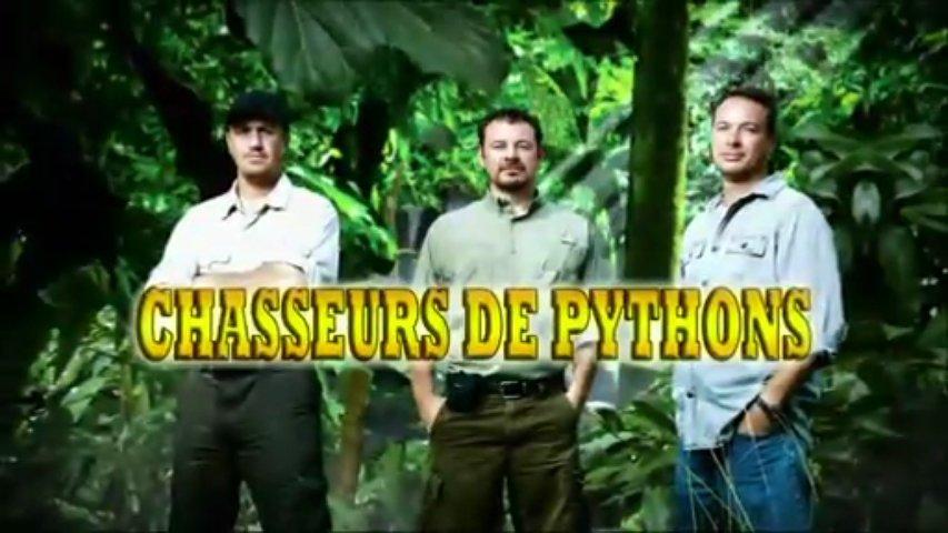 Documentaire Chasseurs de Pythons – Lézards d'Australie