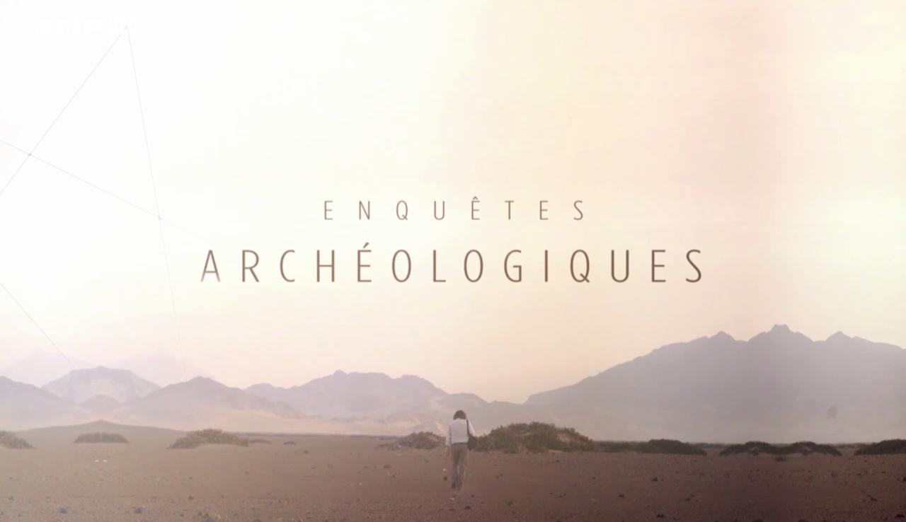 Documentaire Enquêtes archéologiques – Ile de Pâque : le grand tabou