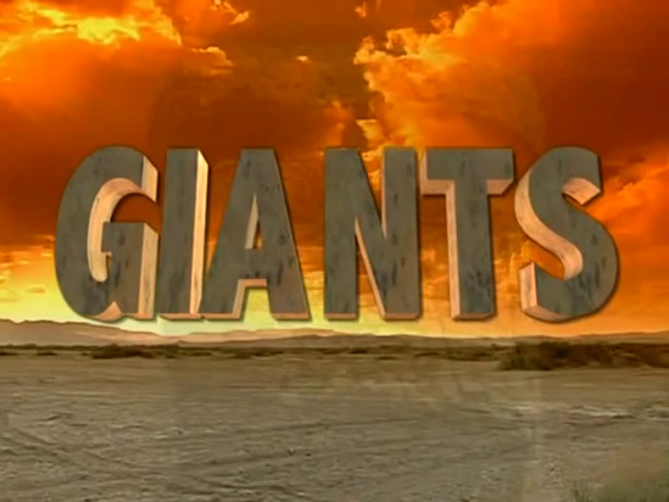 Documentaire Géants : le mystère & le mythe