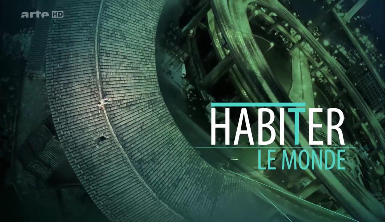 Documentaire Habiter le monde – Grèce : habiter un monastère