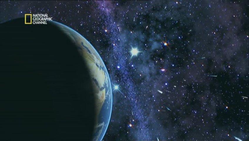 Documentaire La matière étrange de l'espace