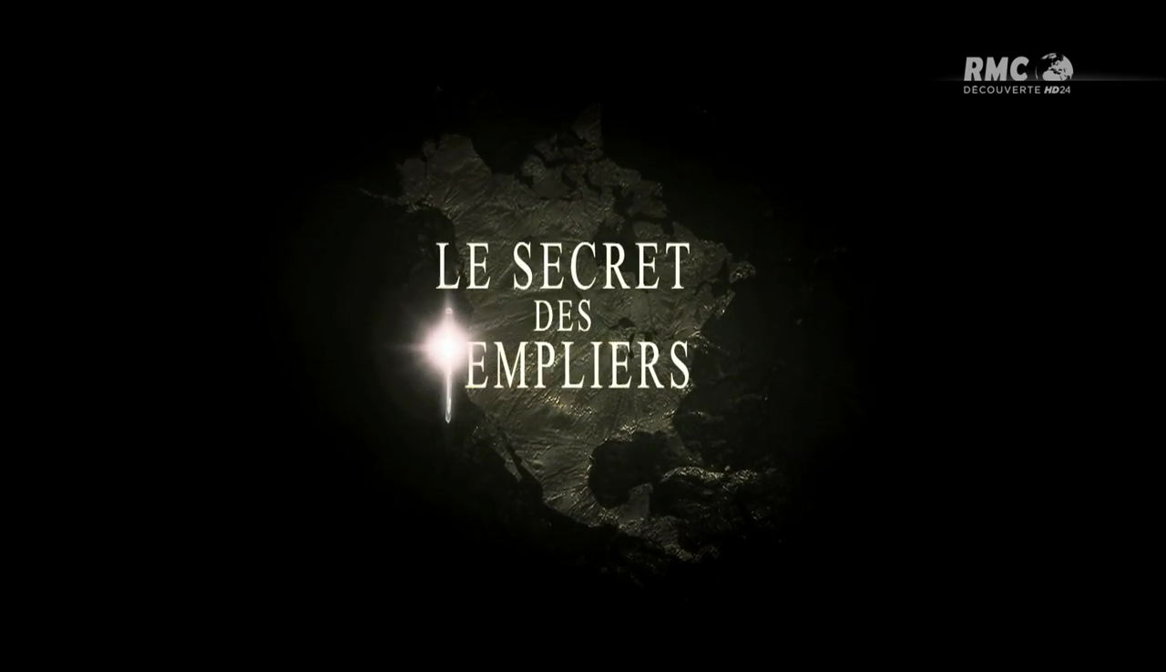 Documentaire Le secret des Templiers (1/2)