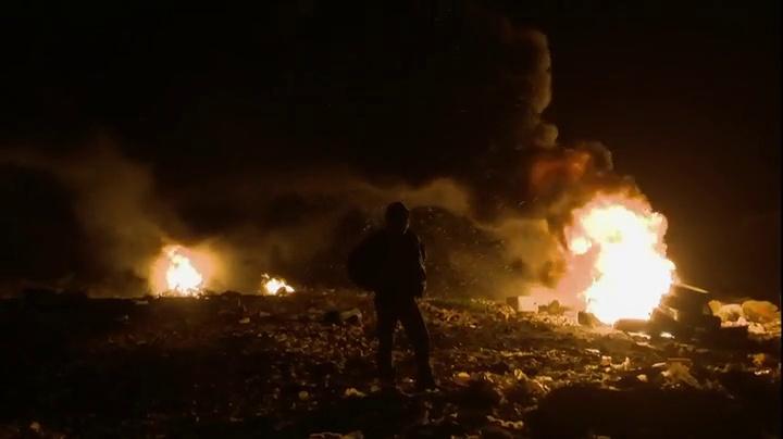 Documentaire Les ordures de la survie