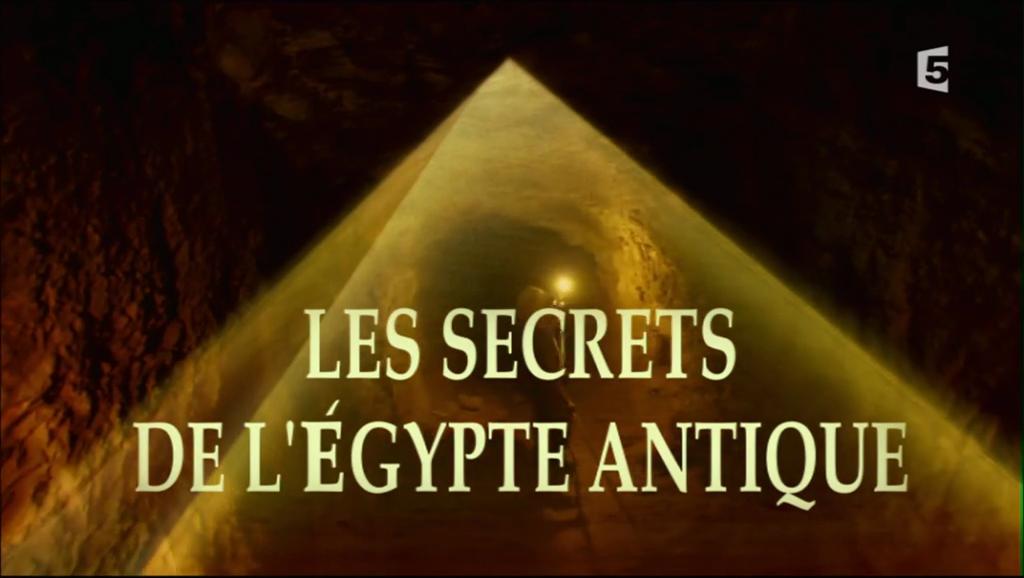 Documentaire Les secrets de l'Égypte antique – La momie hurlante