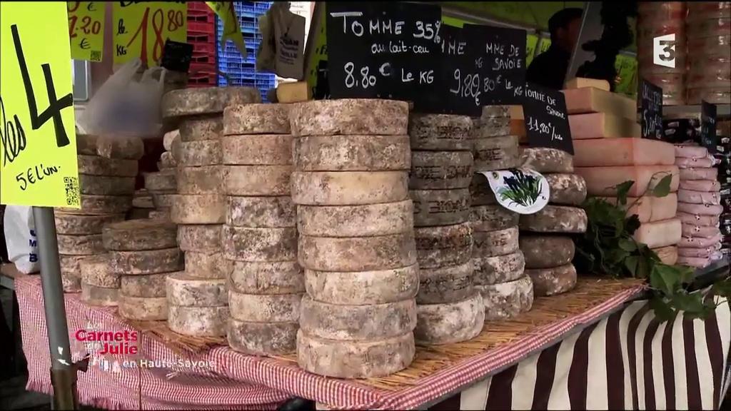 Documentaire Les carnets de Julie – Le massif des Aravis en Haute-Savoie