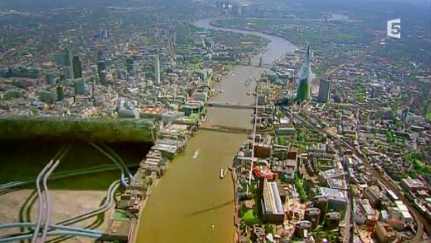 Documentaire Les dessous de Londres, ville victorienne