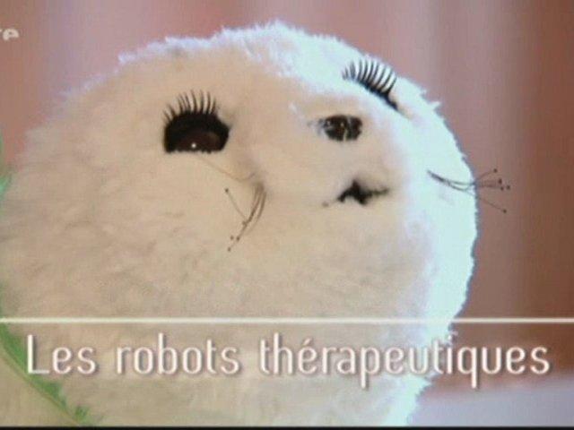 Documentaire Les robots thérapeutiques