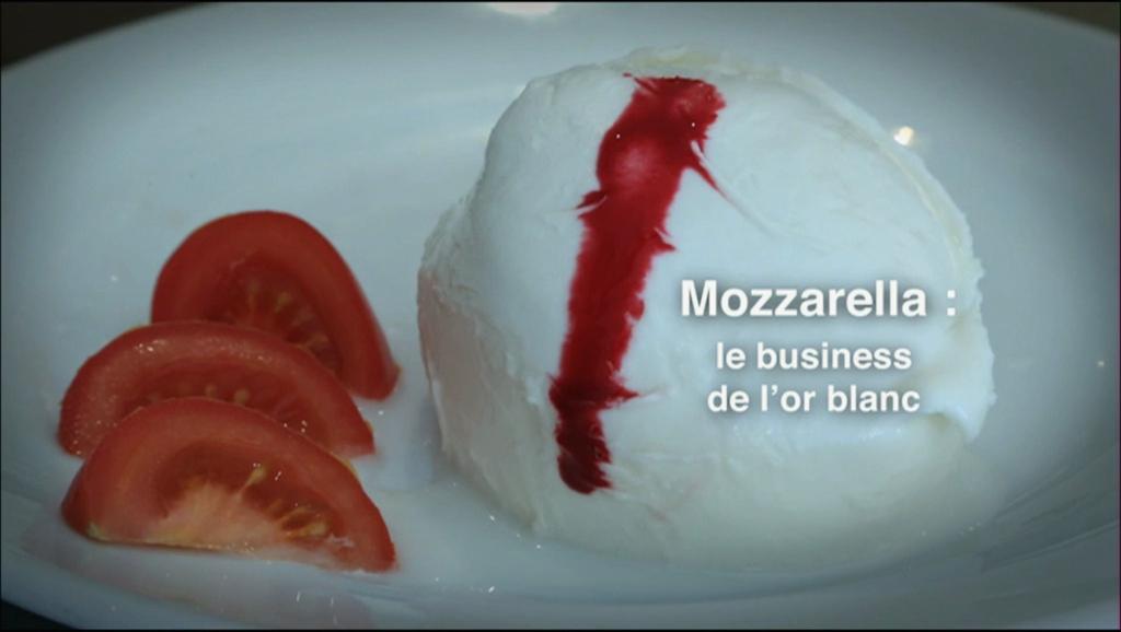 Documentaire Mozzarella, le business de l'or blanc