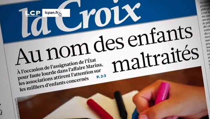 Documentaire Parents criminels, l'omerta française