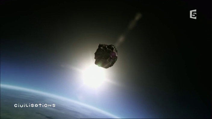 Documentaire Pluie de météorites sur l'Oural