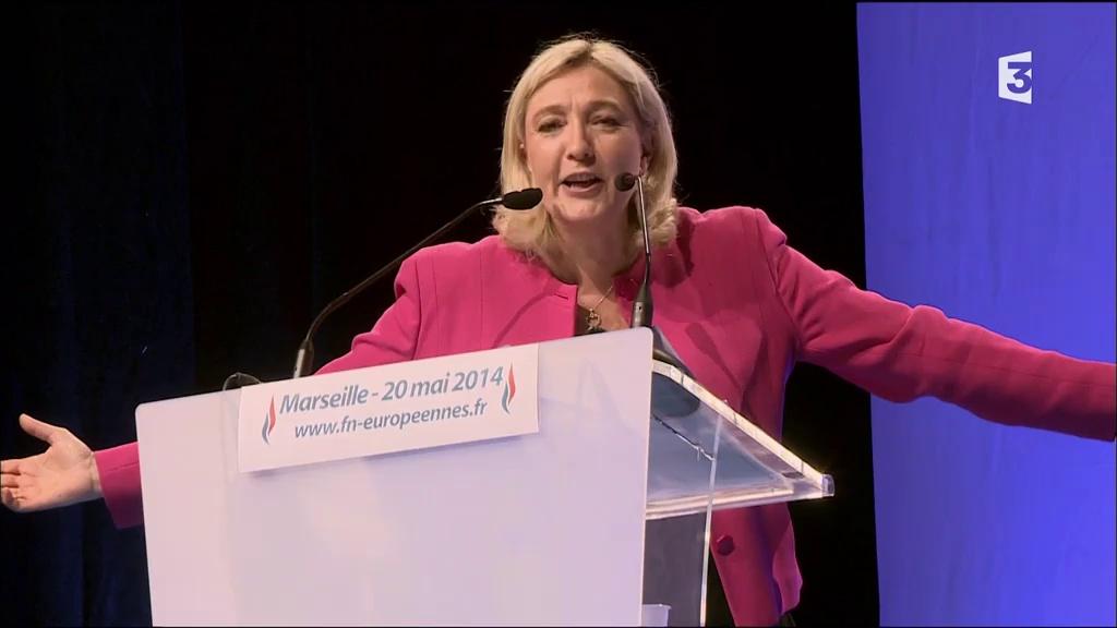 Documentaire Ravis par Marine Le Pen
